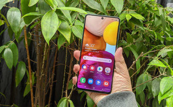Galaxy A Akan Usung Kamera Depan Pop-up
