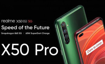 Realme X50 Pro Player Edition Terbaru